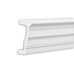 Facade mouldings - Architrave Profhome Decor 434302 | Facade | e-Delux