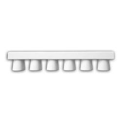 Facade mouldings - Listello Profhome Decor 437101 | Facciate | e-Delux