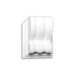Facade mouldings - Modillon Profhome Decor 438302 | Facade | e-Delux