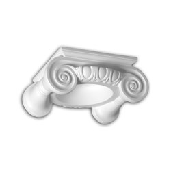 Facade mouldings - Column Capital Profhome Decor 441201 | Facade | e-Delux