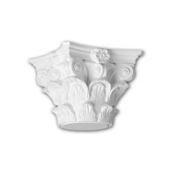 Facade mouldings - Column Capital Profhome Decor 441301 | Facade | e-Delux