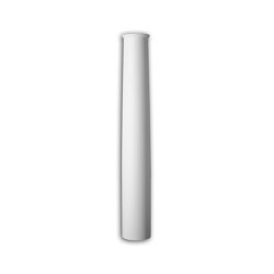 Facade mouldings - Column Shaft Profhome Decor 442101 | Facade | e-Delux