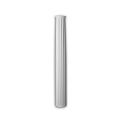 Facade mouldings - Half Column Shaft Profhome Decor 446301 | Facade | e-Delux