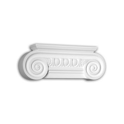 Facade mouldings - Pilaster Capital Profhome Decor 451201 | Facade | e-Delux