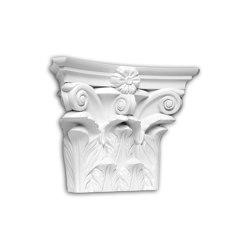Facade mouldings - Pilaster Capital Profhome Decor 451301 | Facade | e-Delux