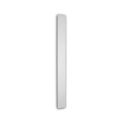 Facade mouldings - Pilaster Schaft Profhome Decor 452201 | Facade | e-Delux