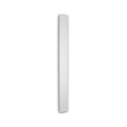 Facade mouldings - Pilaster Schaft Profhome Decor 452202 | Facade | e-Delux