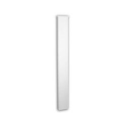 Facade mouldings - Pilaster Schaft Profhome Decor 452301 | Facade | e-Delux
