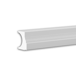 Facade mouldings - Half Balustrade Base Profhome Decor 474111 | Facade | e-Delux