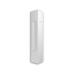 Facade mouldings - Balustrade Pillar Profhome Decor 475201 | Facade | e-Delux