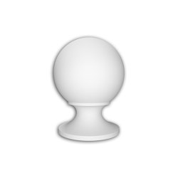 Facade mouldings - Balustrade Cap Profhome Decor 477101 | Facade | e-Delux