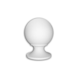 Facade mouldings - Balustrade Cap Profhome Decor 477201 | Facade | e-Delux