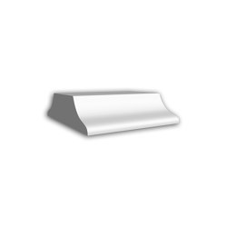 Facade mouldings - Footpiece Profhome Decor 478101 | Facade | e-Delux