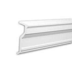 Facade mouldings - Cornice Profhome Decor 481001 | Facade | e-Delux