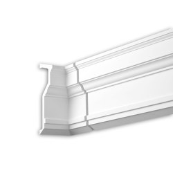 Facade mouldings - Internal Angle Joint Element Profhome Decor 481021 | Facade | e-Delux