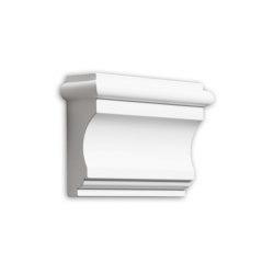 Facade mouldings - Corbel Profhome Decor 483002 | Facade | e-Delux