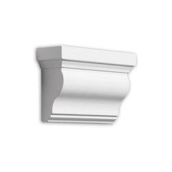 Facade mouldings - Corbel Profhome Decor 483003 | Facade | e-Delux