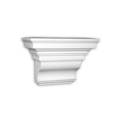 Facade mouldings - Corbel Profhome Decor 483201 | Facade | e-Delux