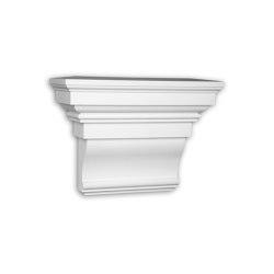 Facade mouldings - Corbel Profhome Decor 483202 | Facade | e-Delux