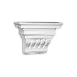 Facade mouldings - Corbel Profhome Decor 483301 | Facade | e-Delux