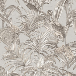 Fancy - Bird wallpaper DE120011-DI | Wall coverings / wallpapers | e-Delux