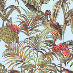 Fancy - Bird wallpaper DE120014-DI | Wall coverings / wallpapers | e-Delux
