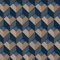 Fancy - Papel pintado gráfico DE120134-DI | Revestimientos de paredes / papeles pintados | e-Delux