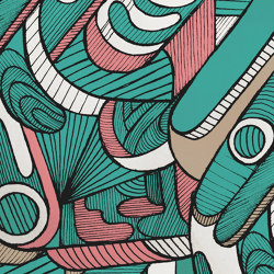 SWEET AND SOUR | Wall coverings / wallpapers | Wall&decò