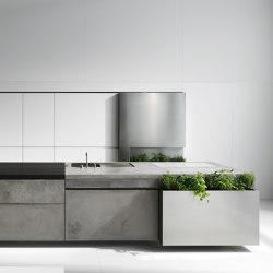PURE | Einbauküchen | steininger.designers