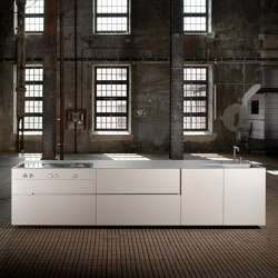 SLIM | Island kitchens | steininger.designers