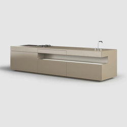 SLIM | Compact kitchens | steininger.designers