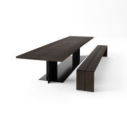 SPLIT | Tables de repas | steininger.designers