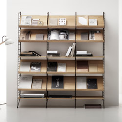 String System | Scaffali | string furniture