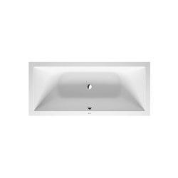 Happy D.2 Plus - Bathtub | Bathtubs | DURAVIT