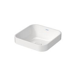 Happy D.2 Plus - Washbowl | Wash basins | DURAVIT
