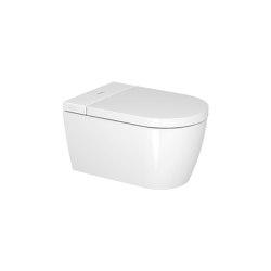 SensoWasch® Starck f - Compact shower-toilet | WC | DURAVIT