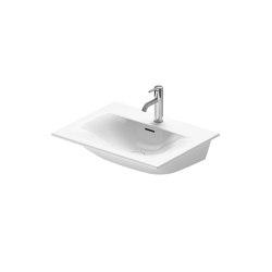 Viu - Furniture washbasin | Wash basins | DURAVIT