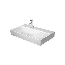 DuraSquare - Furniture washbasin | Wash basins | DURAVIT