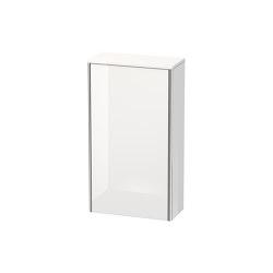 XSquare - Semi-tall cabinet | Wall cabinets | DURAVIT