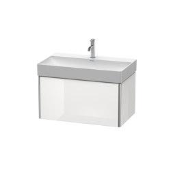 XSquare - Vanity unit | Armarios lavabo | DURAVIT