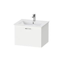 XBase -Vanity unit | Vanity units | DURAVIT