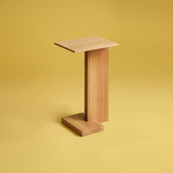 Supersolid | Side tables | Fogia