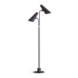 Siro Double Floor lamp | Luminaires sur pied | Himmee