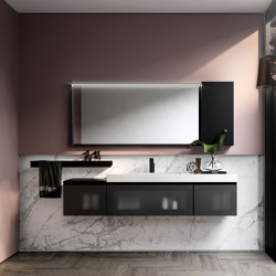 Cubik 2 | Wall cabinets | Ideagroup