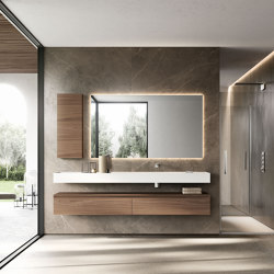 Cubik 23 | Wall cabinets | Ideagroup