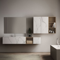 Dogma 1 | Wall cabinets | Ideagroup