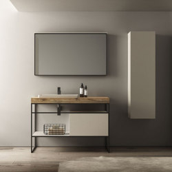 Dogma 10 | Wall cabinets | Ideagroup