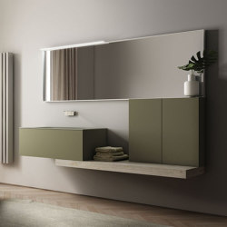 Dogma 12 | Wall cabinets | Ideagroup