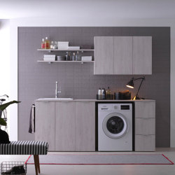 Kandy 1 | Wall cabinets | Ideagroup