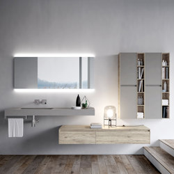 Nyù 14 | Wall cabinets | Ideagroup